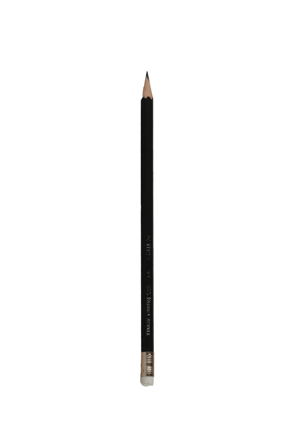 Faber Castell Led Pencils With Eraser HB2.5 (Pack of 12 Pencils)