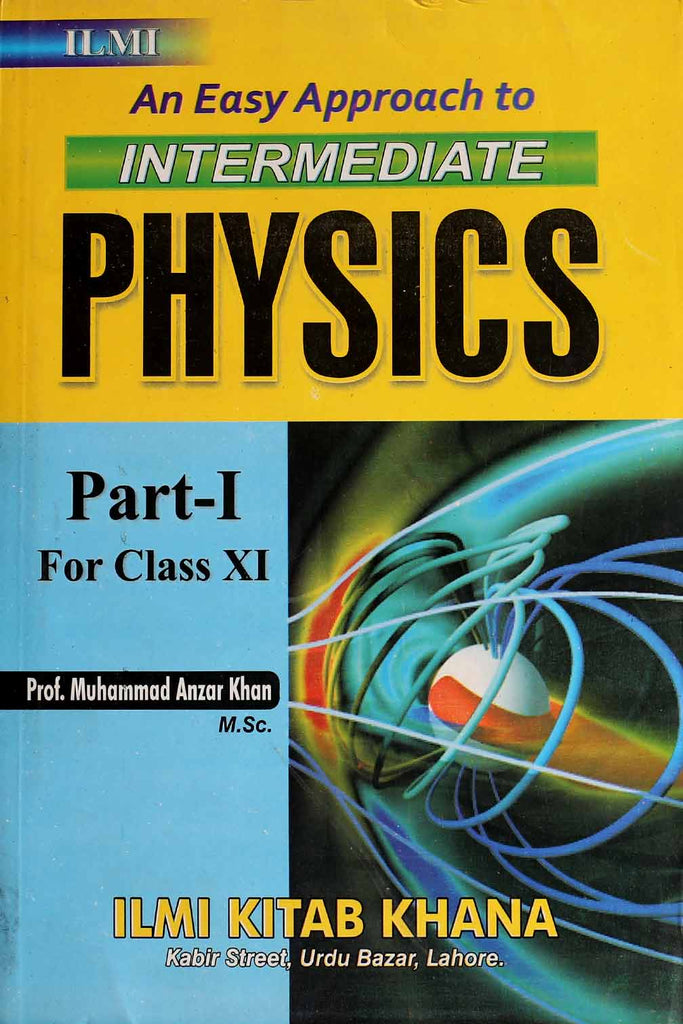 Ilmi Physics Intermediate (Part 1) Key Book