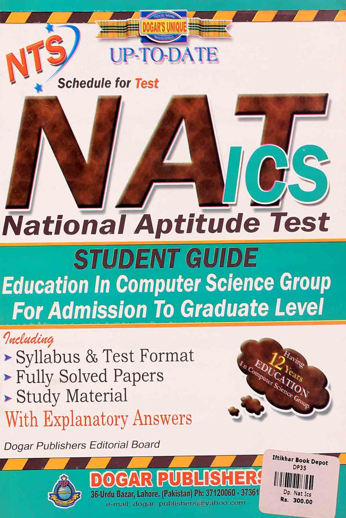 NAT ICS Student Guide