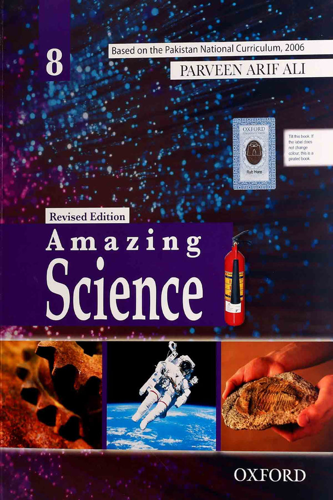 Oxford Amazing Science 8