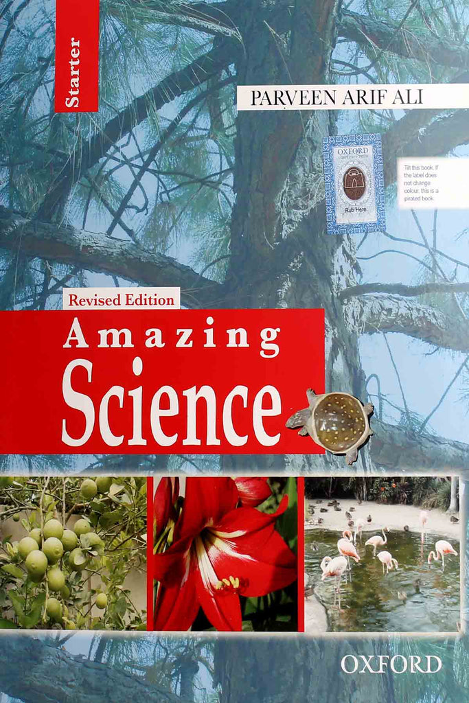 Oxford Amazing Science (Starter)