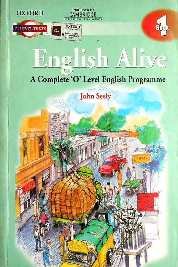 Oxford English Alive Book 1