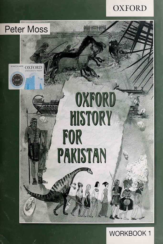 Oxford History For Pakistan Work book 1