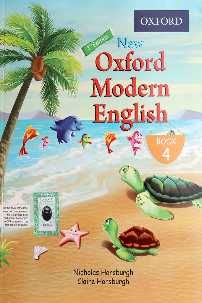 Oxford Modern English Book 4
