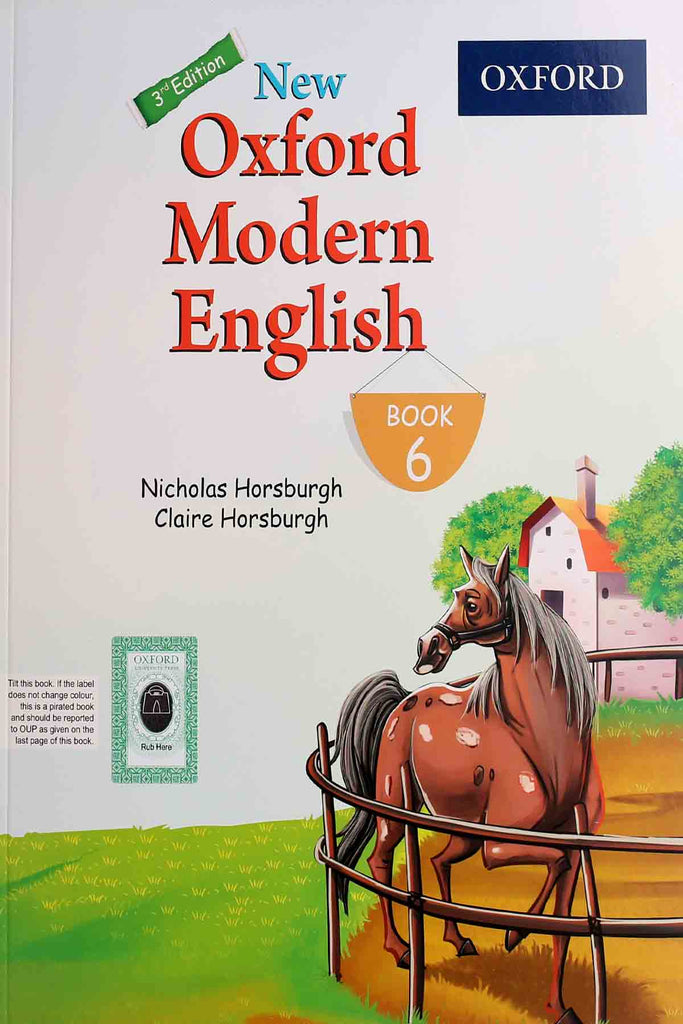 Oxford Modern English Book 6