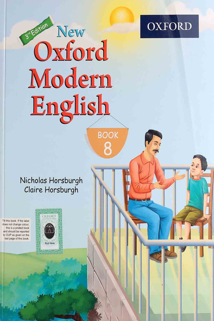 Oxford Modern English Book 8
