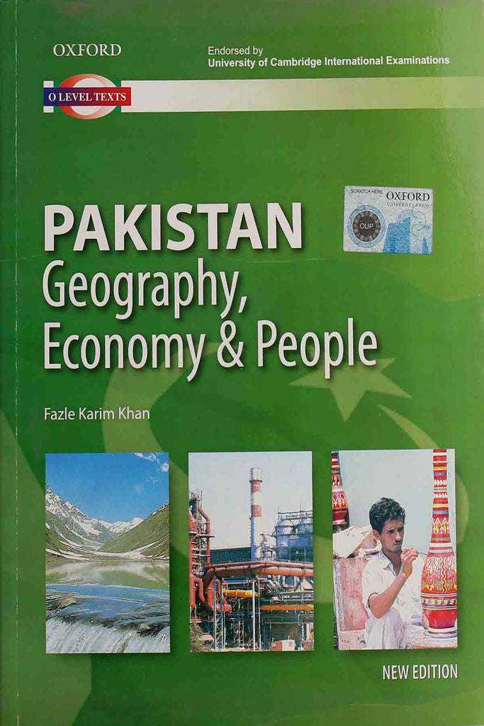 Oxford Pakistan Geography, Economy & People O level