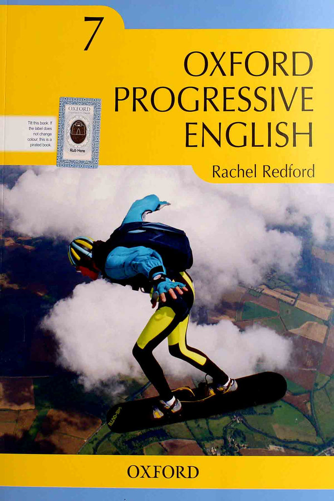 Oxford Progressive English 7