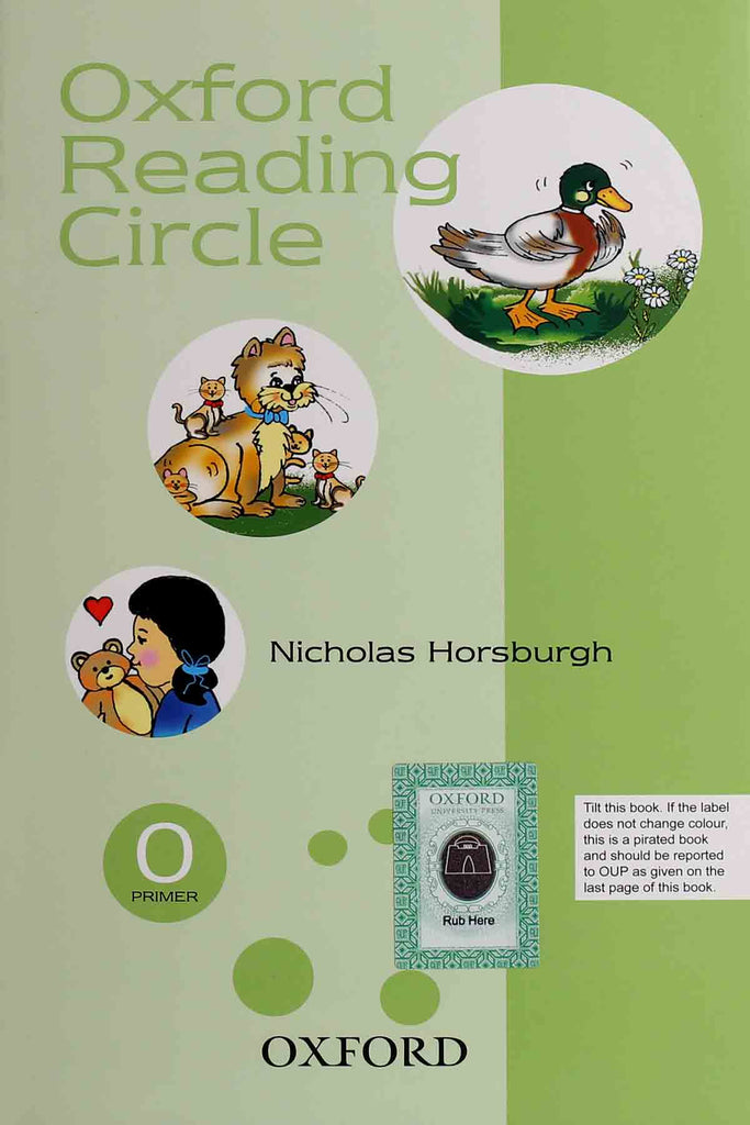 Oxford Reading Circle 0 Primer