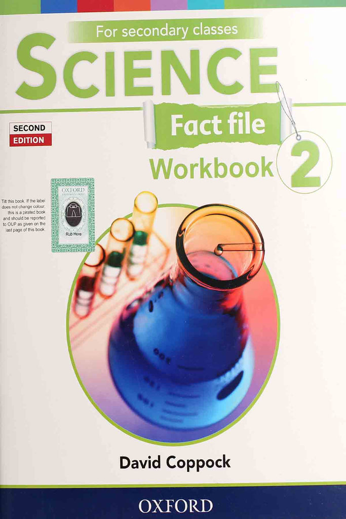 Oxford Science Fact File (Work book) 2