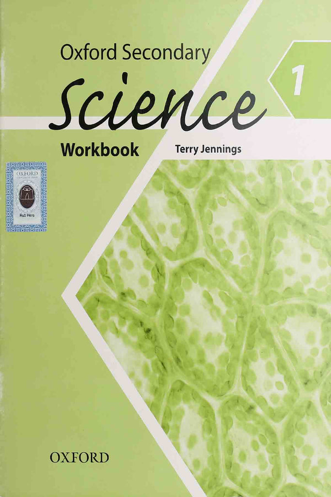 Oxford Secondary Science 1 (Work Book)