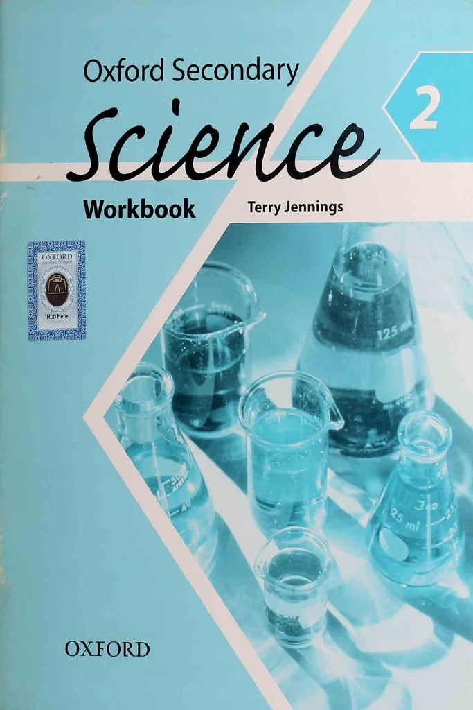 Oxford Secondary Science 2 Teachers Guide - Basic Instruction Manual •