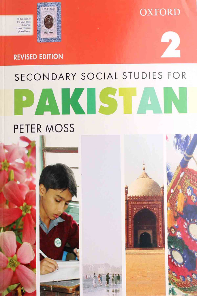 Oxford Secondary Social Studies For Pakistan 2 Class 7