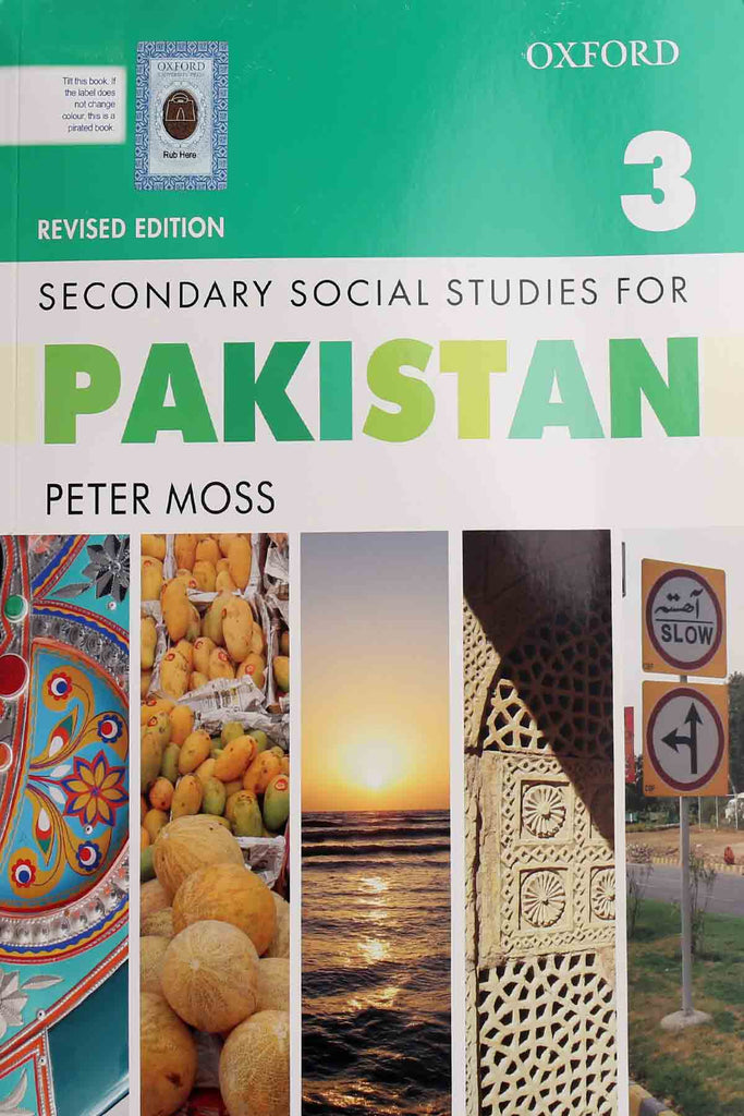 Oxford Secondary Social Studies For Pakistan 3 Class 8