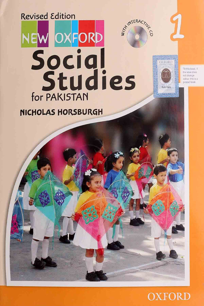 Oxford Social Studies For Pakistan 1