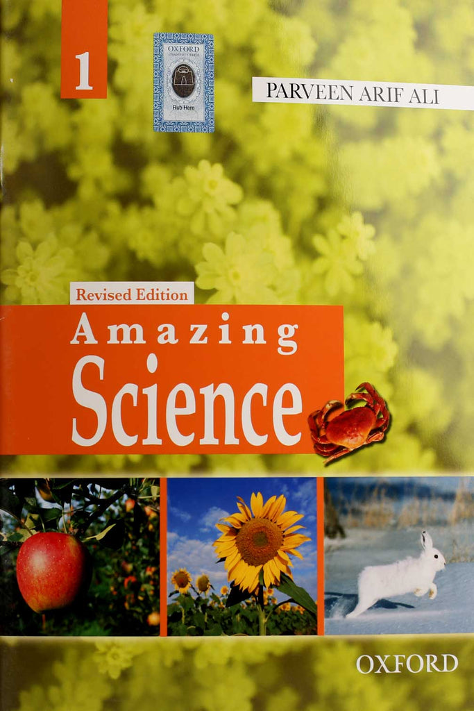 Oxford Amazing Science 1