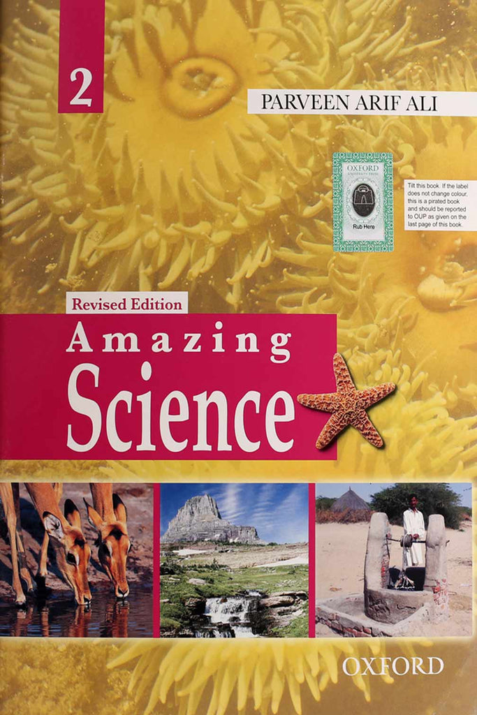 Oxford Amazing Science 2