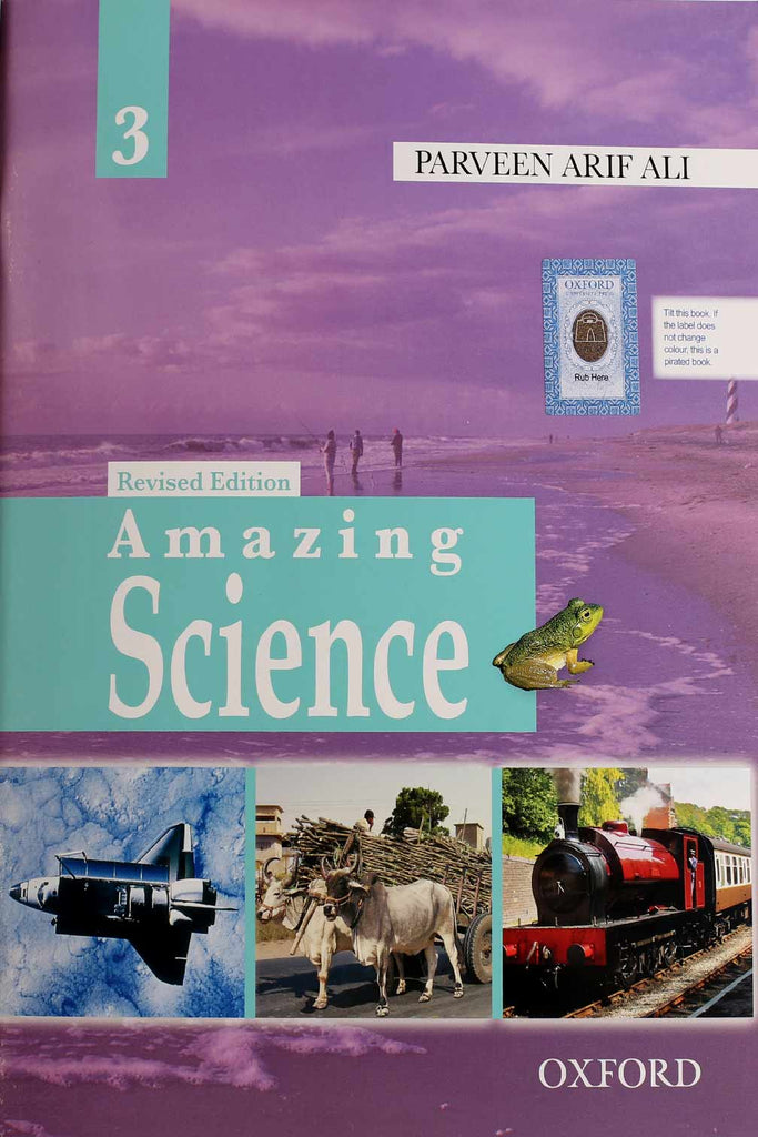 Oxford Amazing Science 3