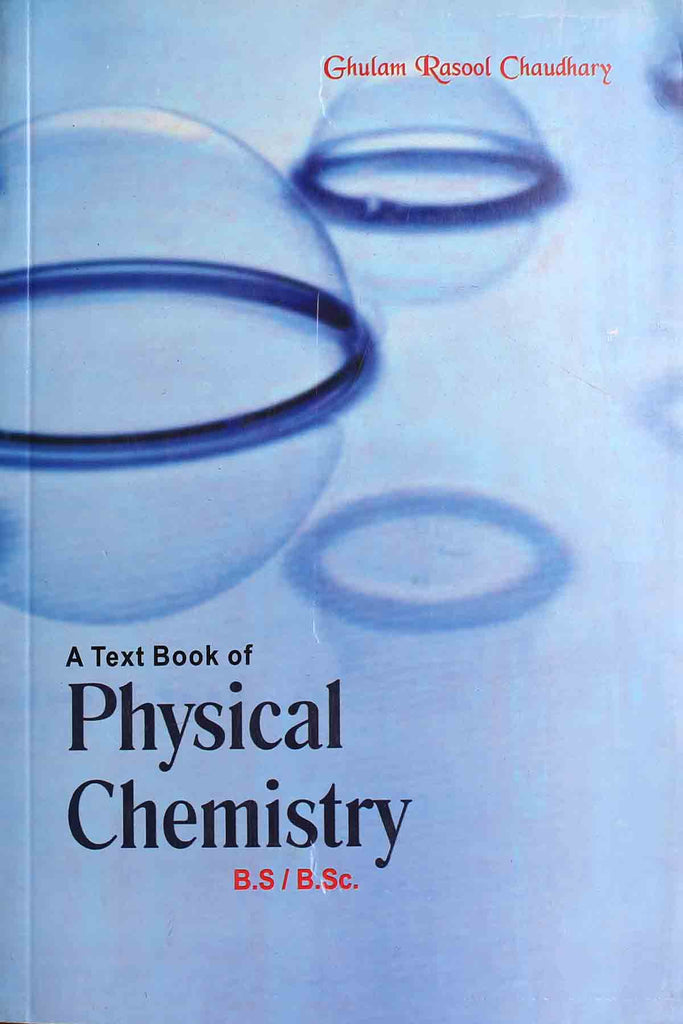 Physical Chemistry BS / BSC