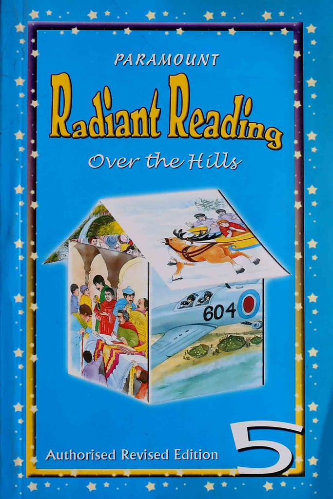 Radiant Reading (Over The Hills)