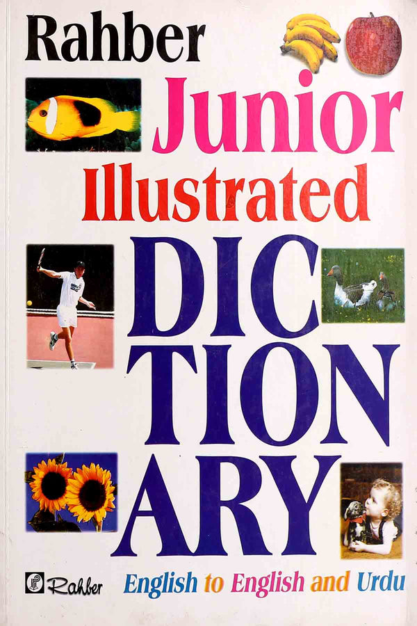 Rahber Junior Illustrated Dictionary