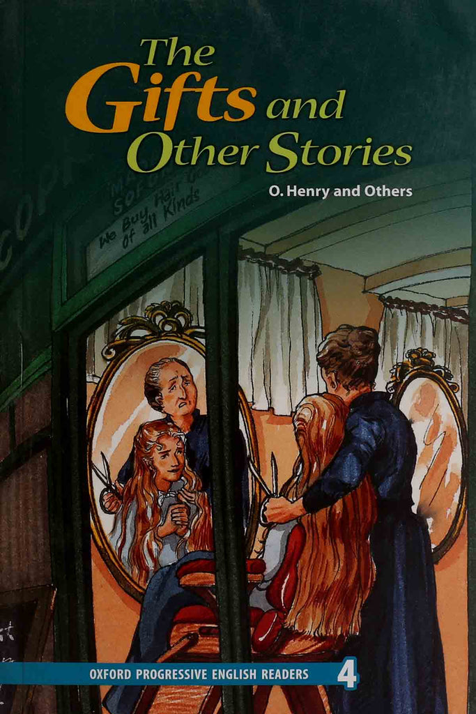 The Gifts & Other Stories (Novel)