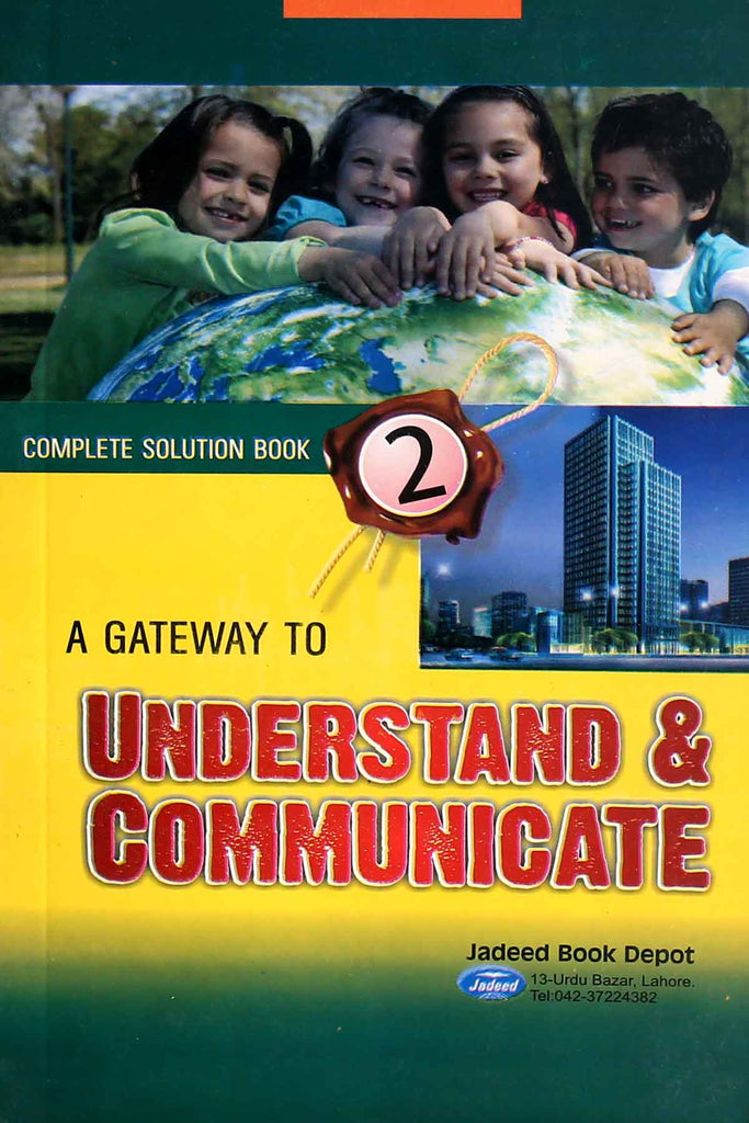 A-Gateway-To-Understand-&-Communicate-2 (Key Book)