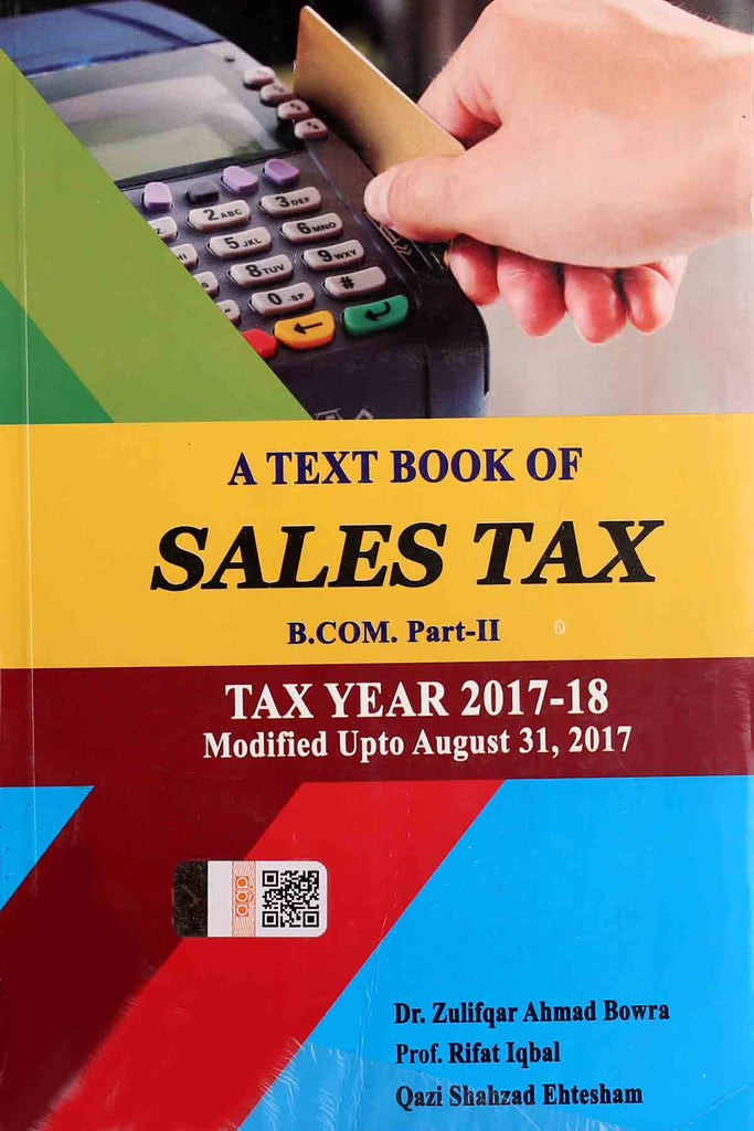 A text-Book-of-Sales-Tax-B.Com Part 2