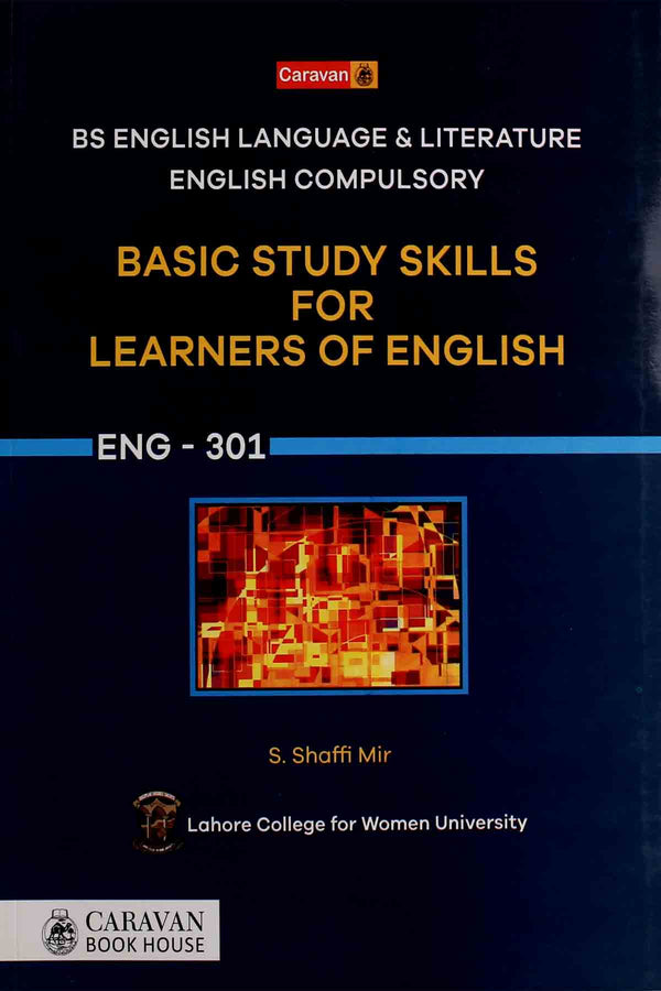 Basic Study Skills For Learners Of English