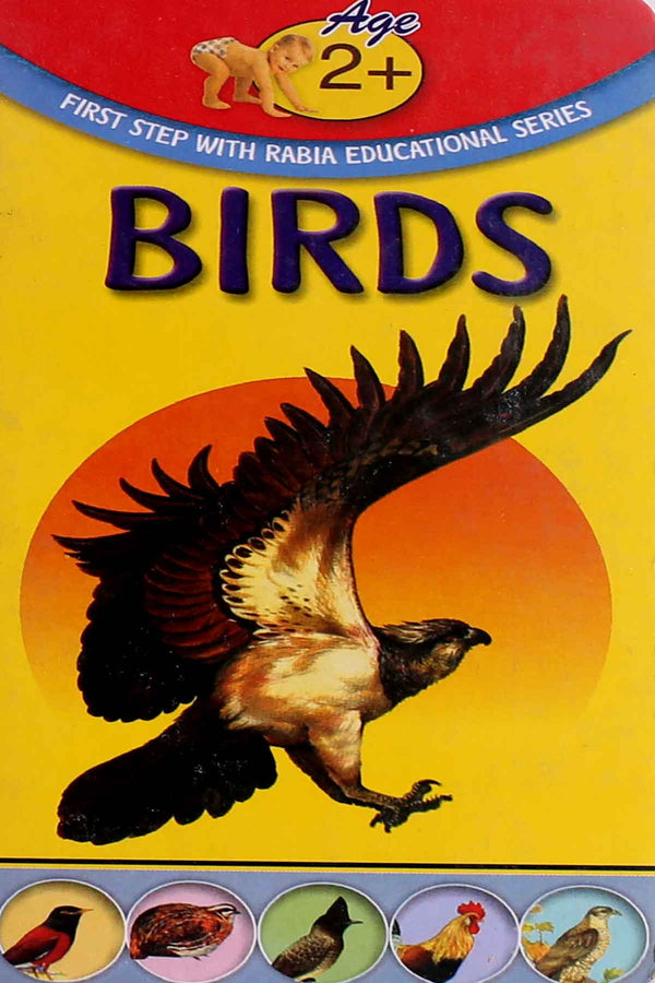 Birds (Reading Book)