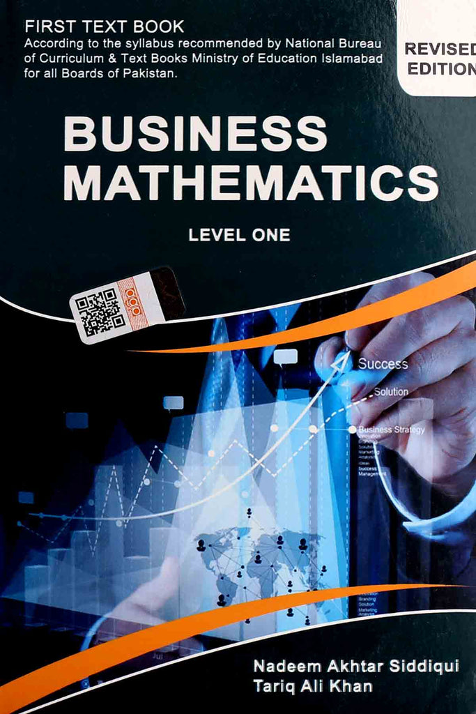 Business Mathematics level One I.Com Part 1