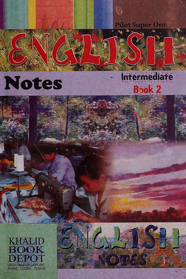 English Notes Intermediate Book 2