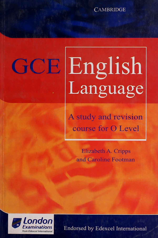 GCE English Language O Level