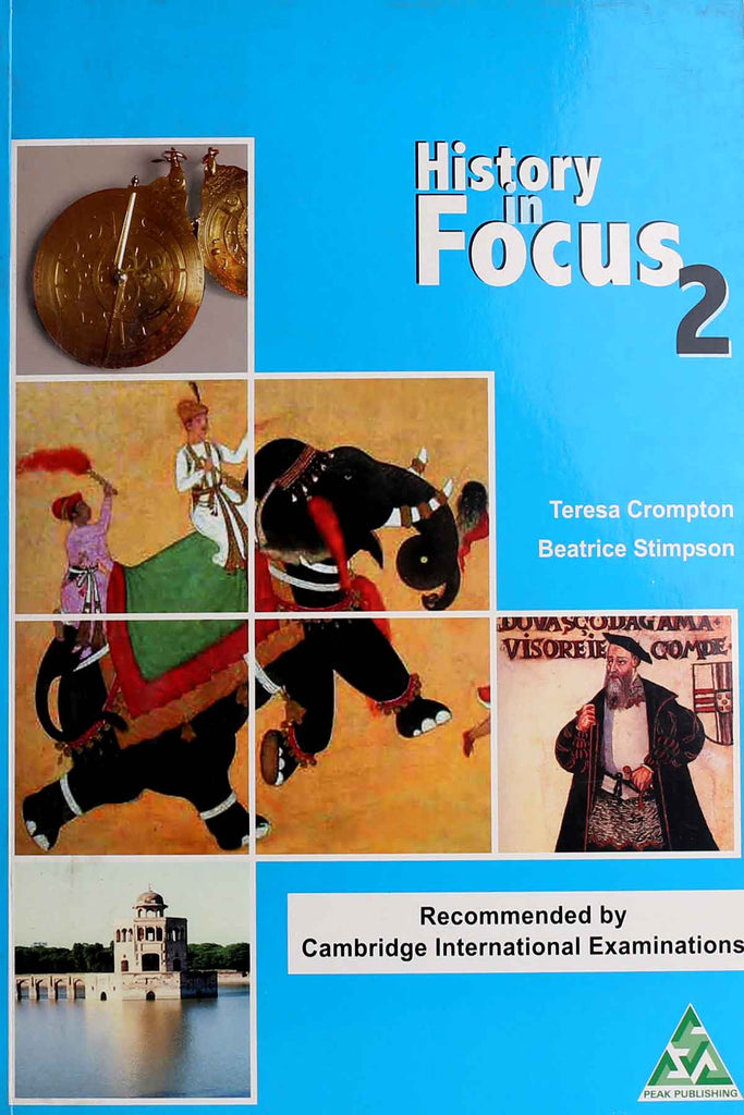 History In Focus 2 O Level
