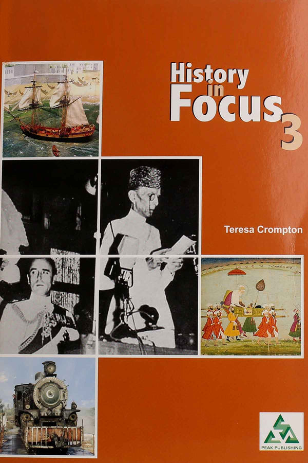 History In Focus 3 O Level