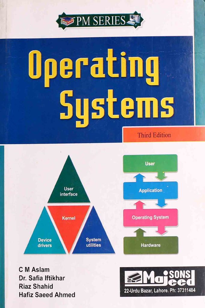 Operating Systems BA 3rd Edition