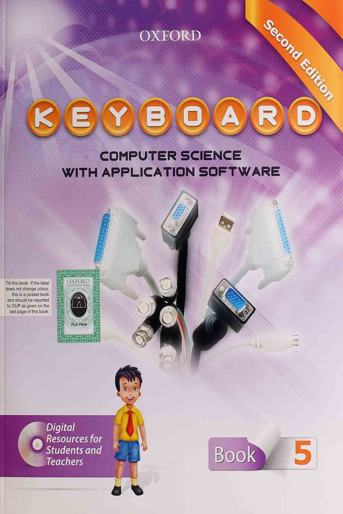 Oxford Keyboard Computer Science Book 5
