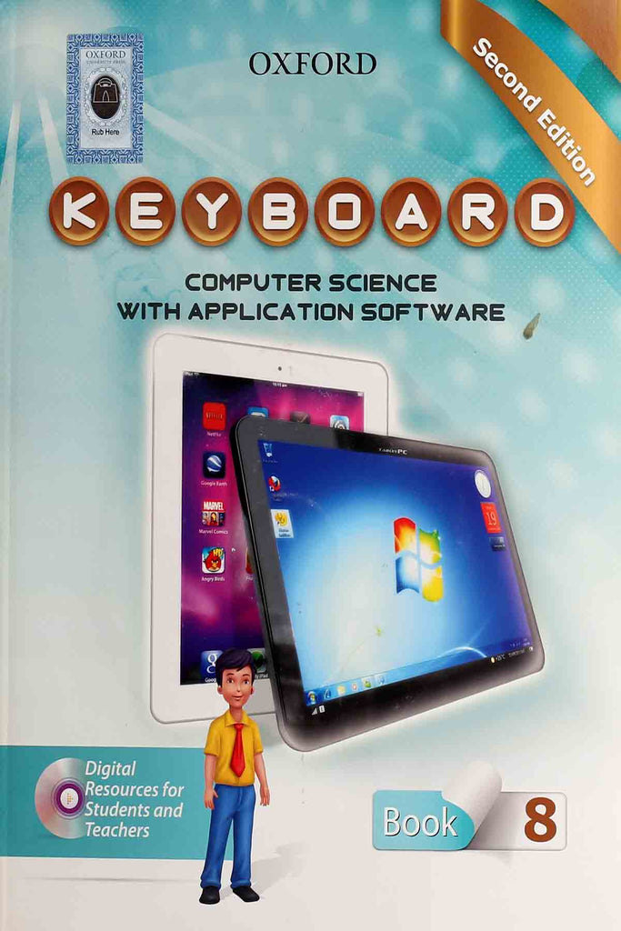 Oxford Keyboard Computer Science Book 8