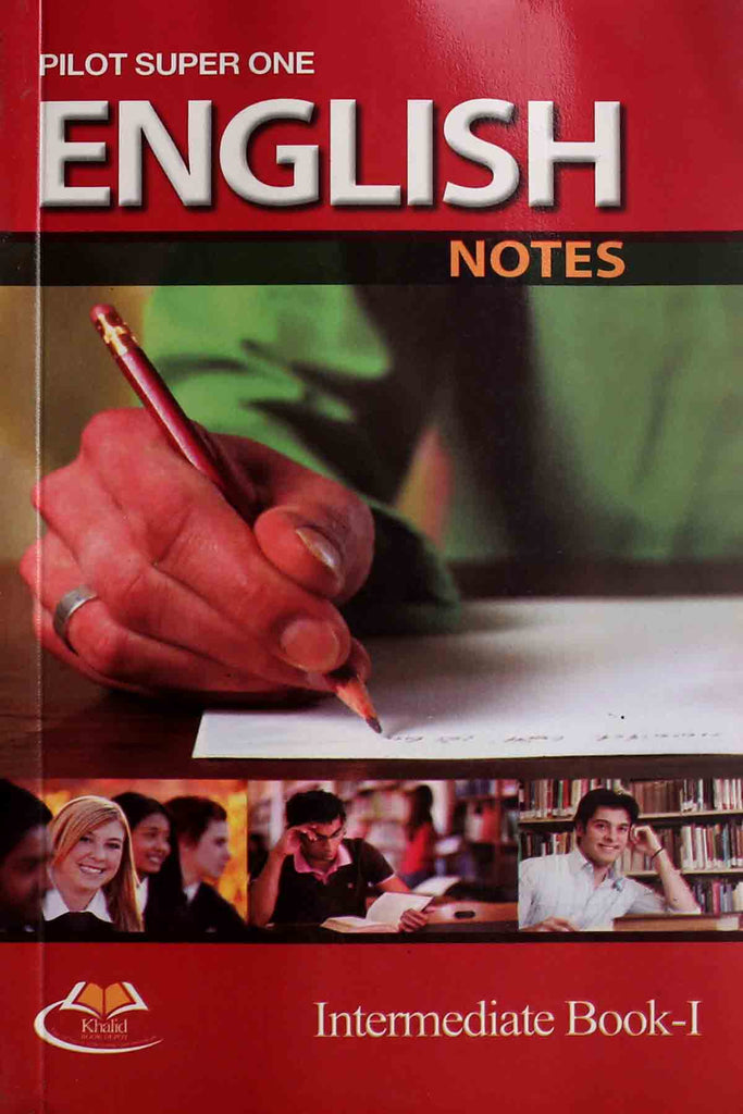 Pilot Super One English Notes Intermediate Book 1