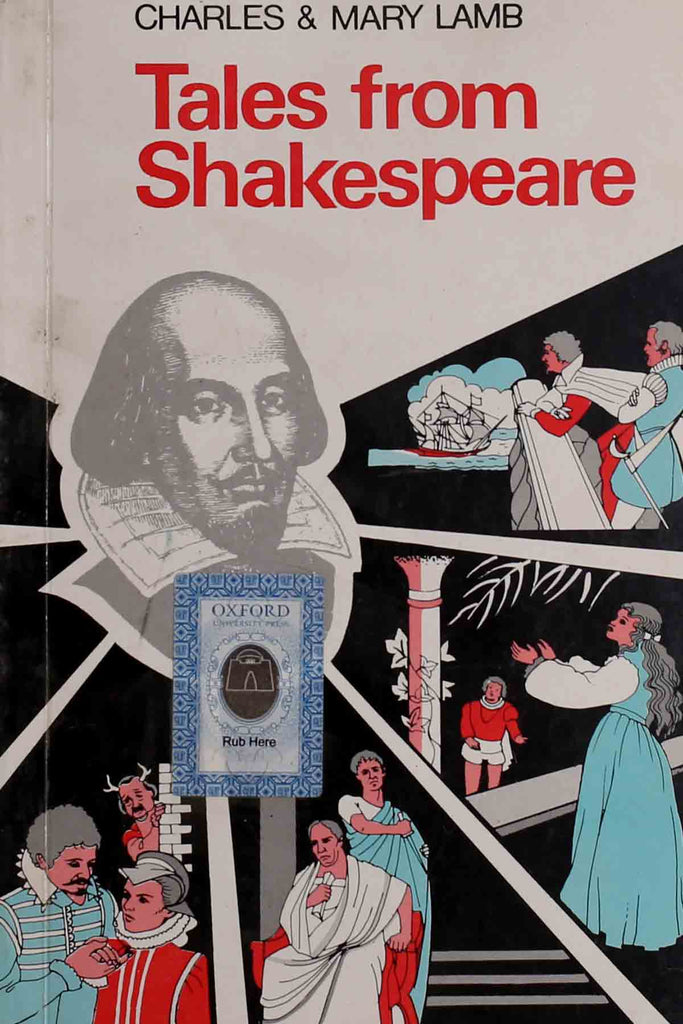 Tales From Shakespeare BA (Literature)