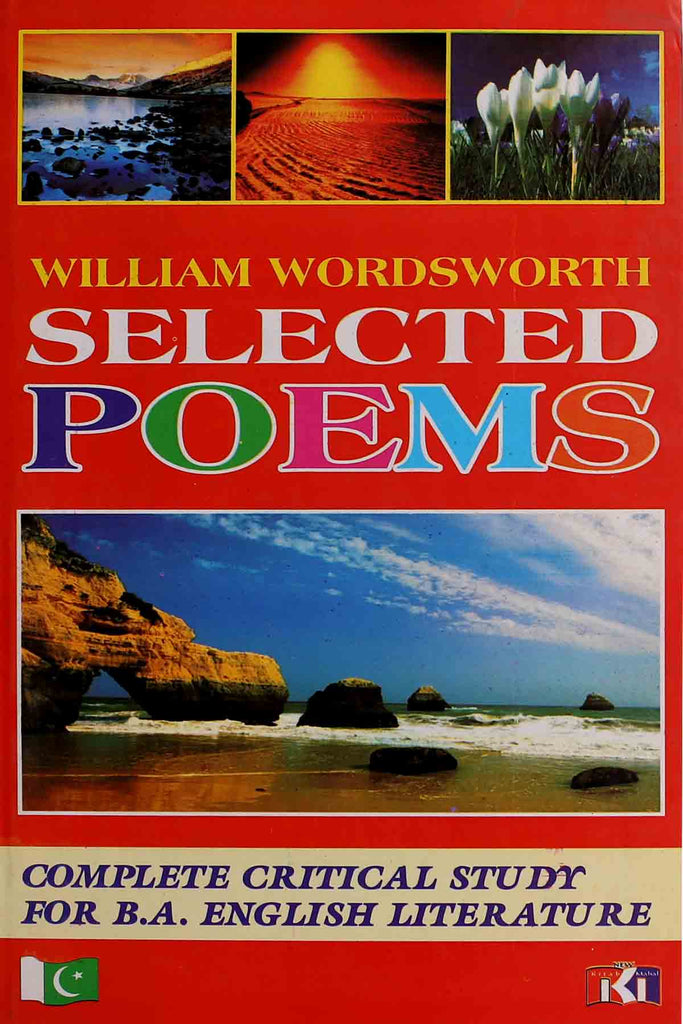 William Wordsworth Selected Poems BA (Literature)