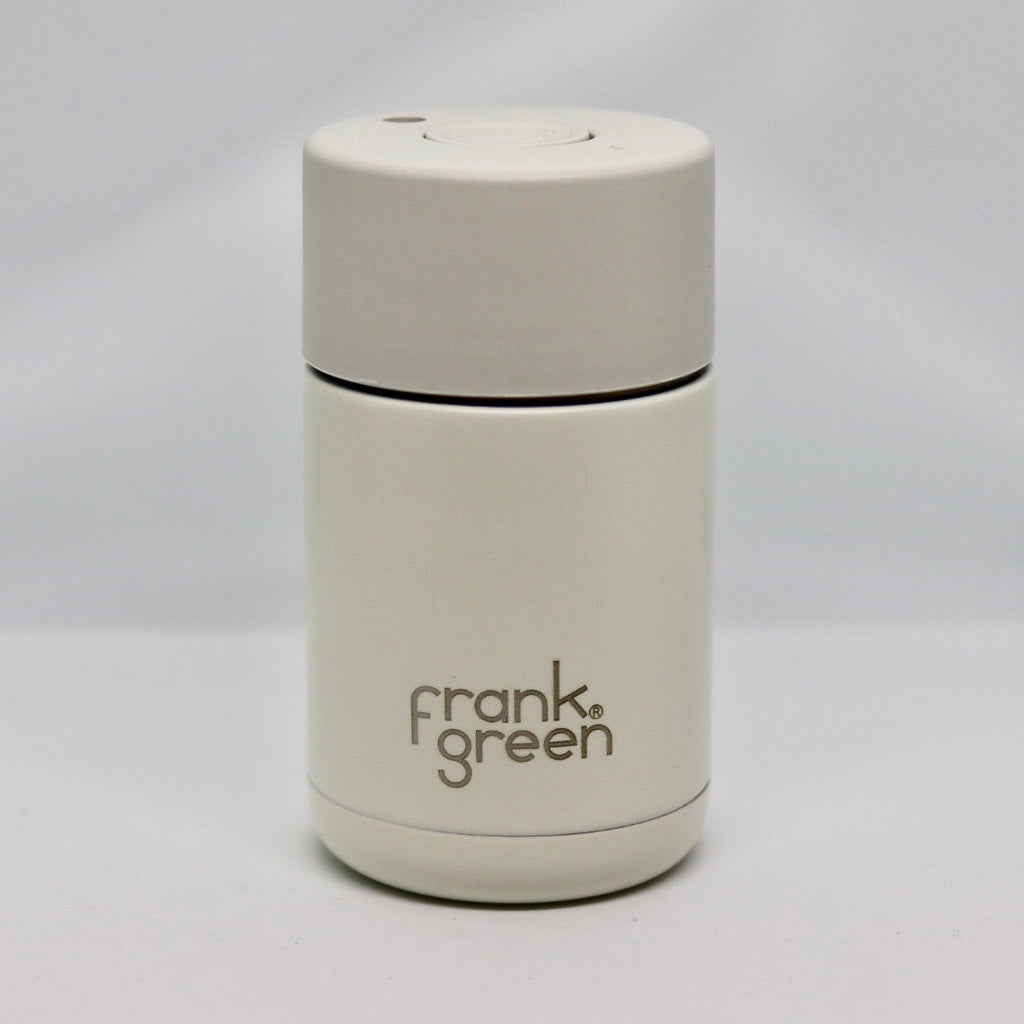 frank green ceramic vacuum 10oz - cloud