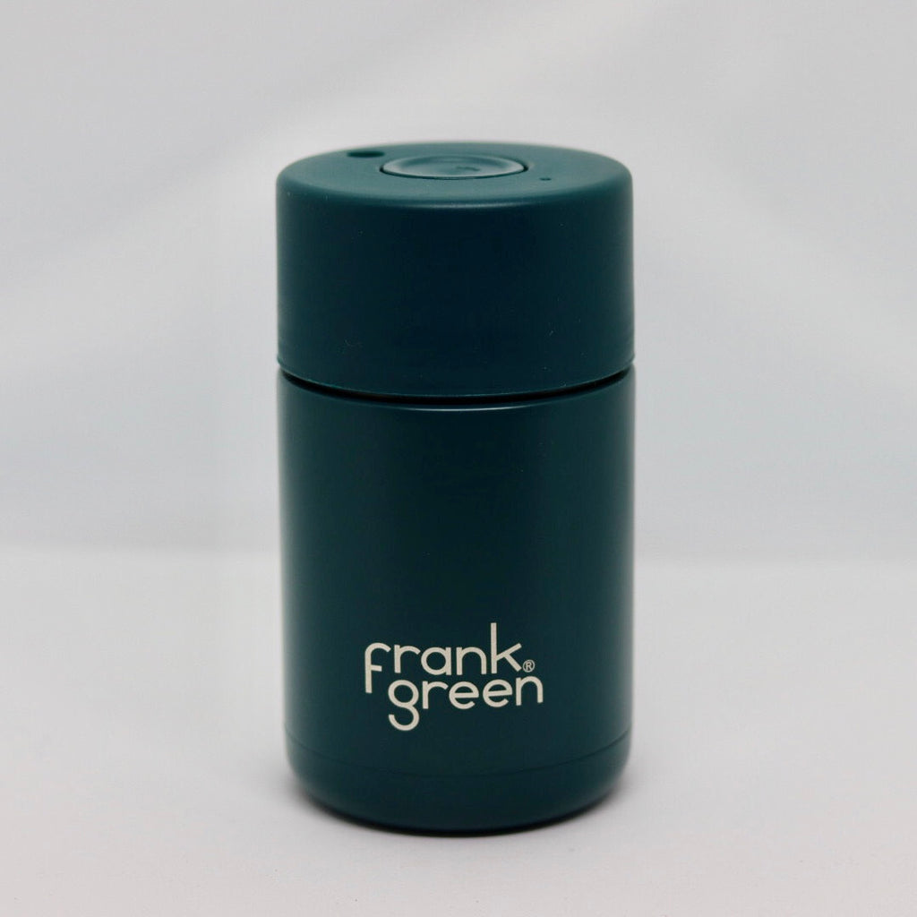 frank green ceramic vacuum 10oz - marine blue