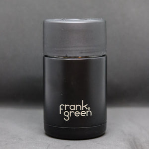 frank green ceramic vacuum 10oz - Black