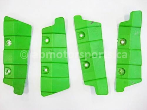 Used Arctic Cat ATV 650 V-TWIN FIS AUTO OEM part # 0441-756 a arm guards for sale
