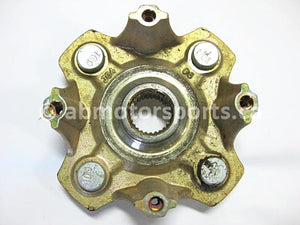 Used Arctic Cat ATV 1000 MUD PRO OEM part # 1502-437 wheel hub for sale