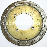 Used Arctic Cat ATV 1000 MUD PRO OEM part # 1402-455 brake disc for sale