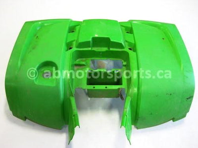 Used Arctic Cat ATV 650 V-TWIN FIS AUTO OEM part # 1406-604 rear fender panel for sale