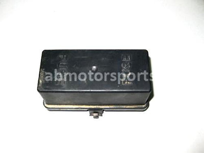 Used Arctic Cat ATV 650 V-TWIN FIS AUTO OEM part # 0530-008 fuse block cover for sale