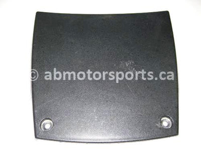 Used Arctic Cat ATV 650 V-TWIN FIS AUTO OEM part # 1406-358 radiator cover for sale